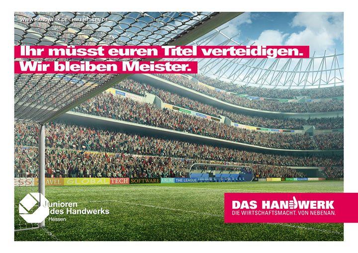 Wir wünschen dem DFB-Team (Die Mannschaft) viel Glück und erfolg bei der WM 2018 ⚽.  Und allen im Handwerk eine schöne WM 2018. 😎👍⚽  #einfachmachen #JuniorendesHandwerks #Handwerksjunioren  #Handwerk #dasHandwerk #Hessen #WirsinddiejungeStimmeimHandwerk #Meister #WM2018 #ZSMMN